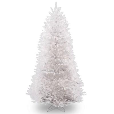 7.5ft National Christmas Tree Company Full White Fir Artificial Christmas Tree