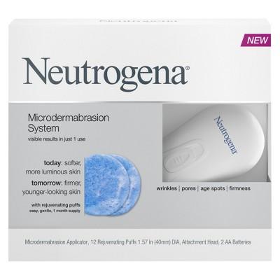 Neutrogena Microdermabrasion Kit 1 Month Skin Exfoliator - 1ct