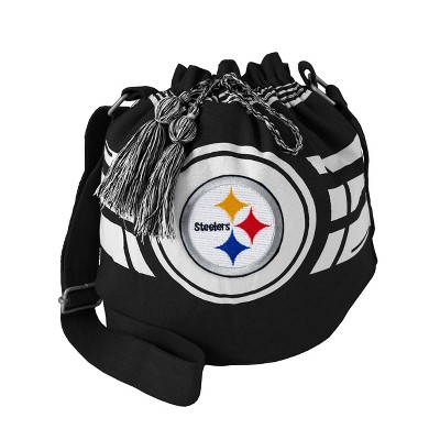 NFL Ripple Drawstring Bucket Bag