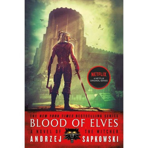 Blood of Elves - (Witcher) by  Andrzej Sapkowski (Paperback) - image 1 of 1