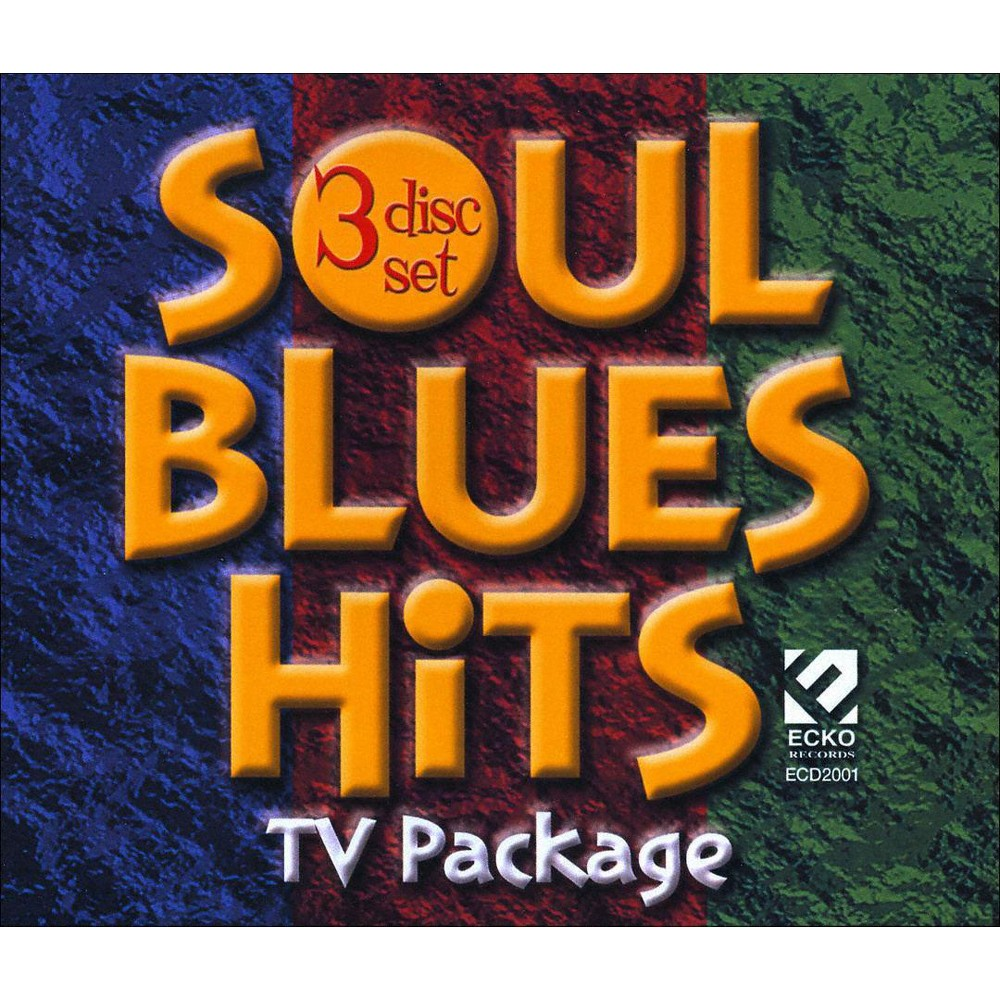 Various - Soul Blues Hits:Tv Package (CD)