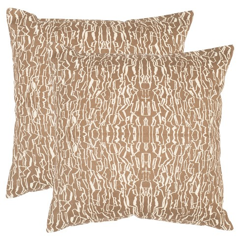 Techie Throw Pillow Set Of 2 - Safavieh® - image 1 of 2