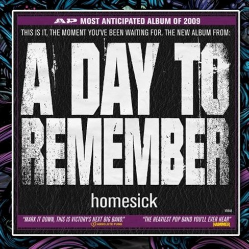 Day To Remember - Homesick (Vinyl) - image 1 of 1