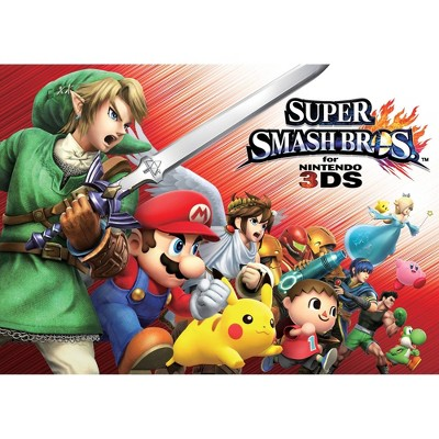 Super Smash Bros. - Nintendo 3DS (Digital)