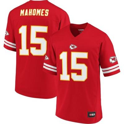 NFL Kansas City Chiefs Patrick Mahomes Men's Short Sleeve Jersey - L