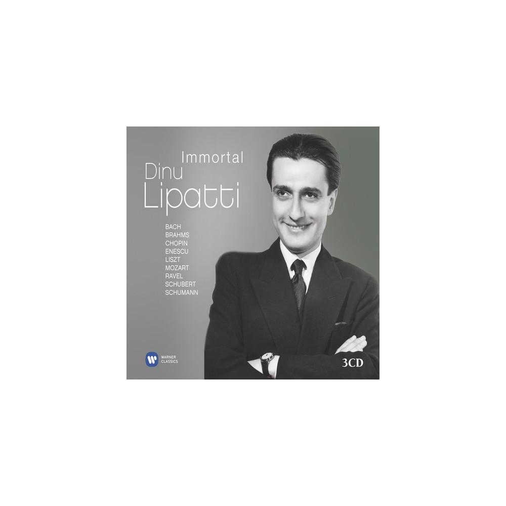Dinu Lipatti - Immortel Dinu Lipatti (CD)