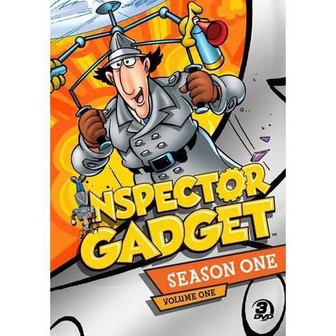 Inspector Gadget: Season 1, Volume 1 (DVD) - image 1 of 1