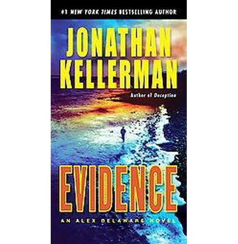 Evidence ( Alex Delaware) (Reprint) (Paperback) by Jonathan Kellerman - image 1 of 1