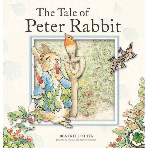 The Tale Of Peter Rabbit - (Potter) By Beatrix Potter (Board_book ...