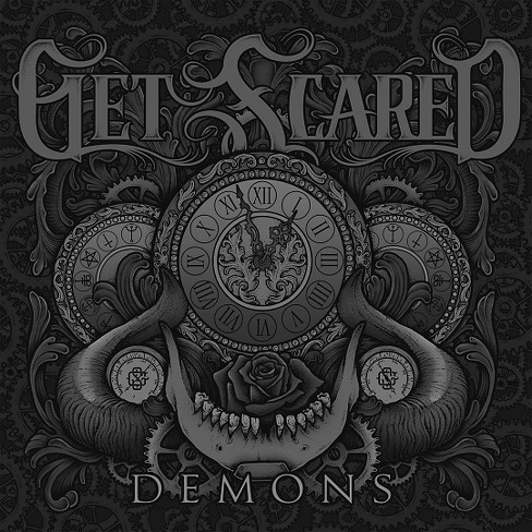 Get scared - Demons (CD) - image 1 of 1