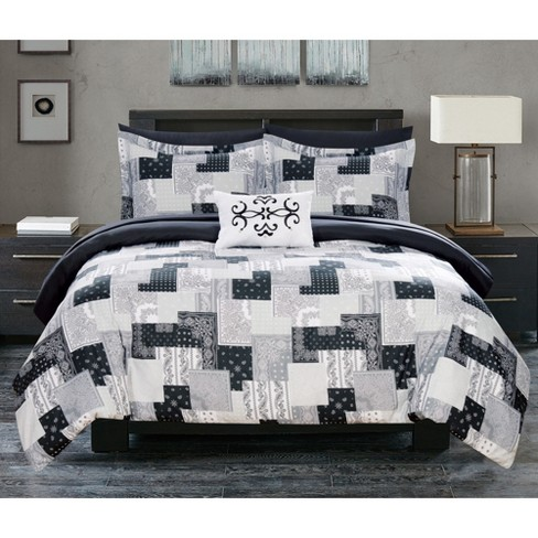Viy Bed in A Bag Comforter Set - Chic Home - image 1 of 4