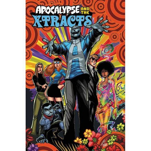 Age of X-Man: Apocalypse & the X-Tracts - (Paperback) - image 1 of 1