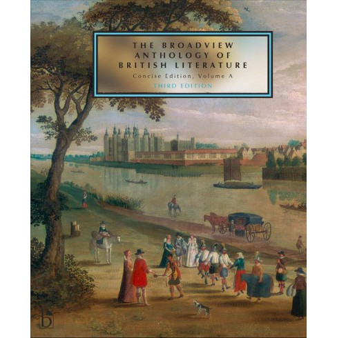Broadview Anthology of British Literature (Paperback) - image 1 of 1