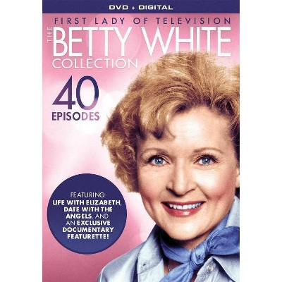 Betty White Collection: First Lady of Television (DVD)(2019)
