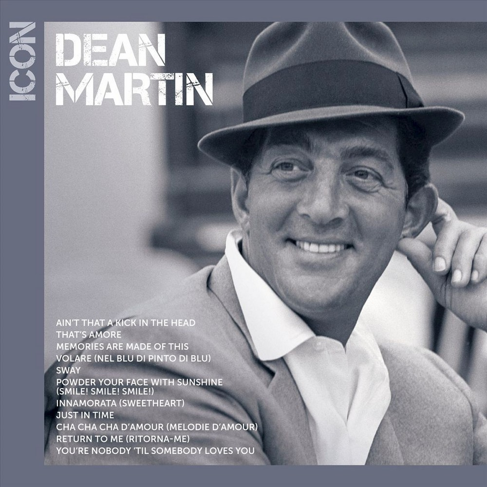 Dean Martin - Icon, Pop Music