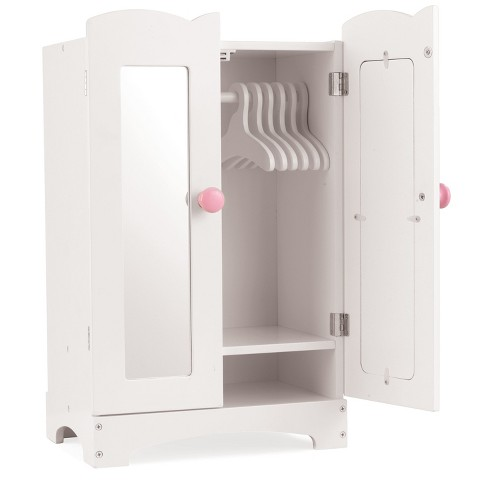 Kidkraft Lil Doll Armoire Target, 18 Inch Doll Armoire