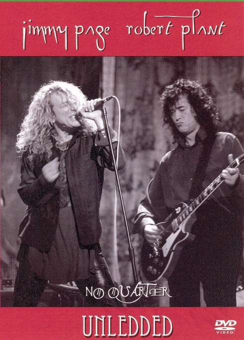 No quarter:Jimmy page & robert plant (DVD) - image 1 of 1