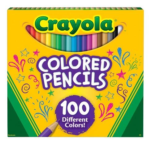 Crayola® Colored Pencils 100ct - image 1 of 5