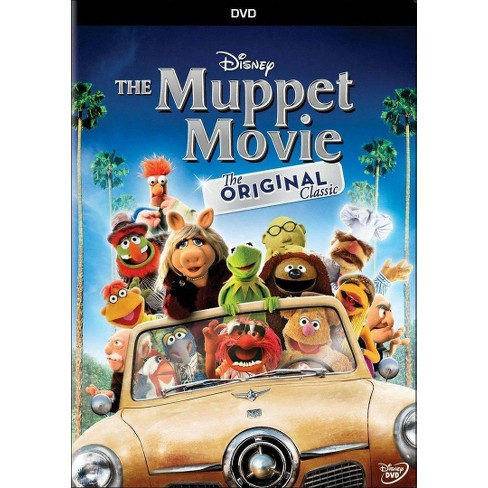 The Muppet Movie (The Nearly 35th Anniversary Edition) (DVD) - image 1 of 1