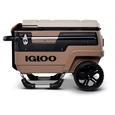 Igloo Trailmate Journey 70 Quart Cooler – Brown