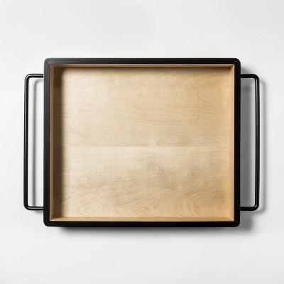 Decorative Tray - Black - Room Essentials™