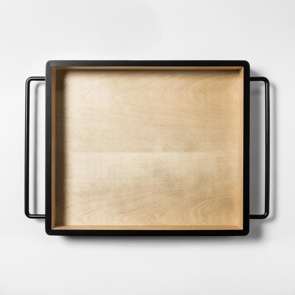 Decorative Tray - Black - Room Essentials