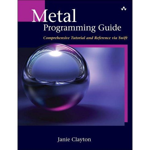Metal Programming Guide - by  Janie Clayton (Paperback) - image 1 of 1