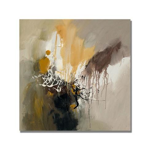 "Trademark Fine Art 24"" x 24"" Rio 'Abstract I' Canvas Art - image 1 of 2"