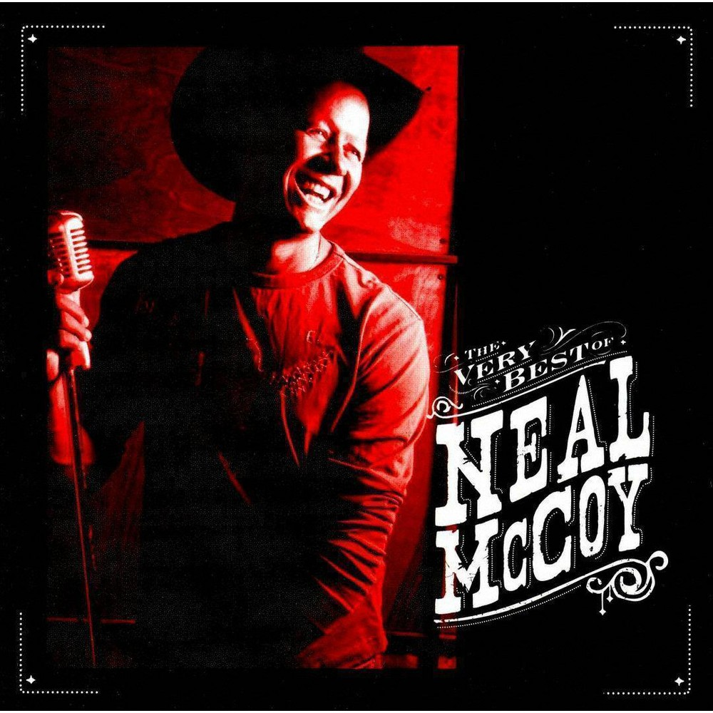 Neal McCoy - The Very Best of Neal McCoy (CD)