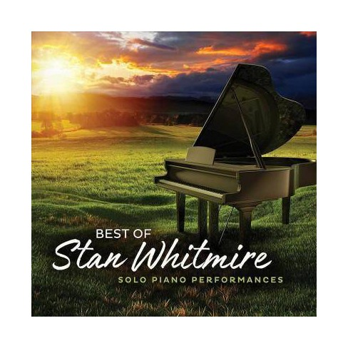 Stan Whitmire - Best Of Stan Whitmire (CD) - image 1 of 1