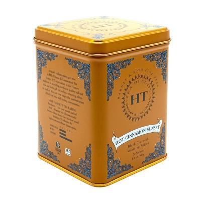 Harney & Sons Hot Cinnamon Sunset Black Tea - 20ct