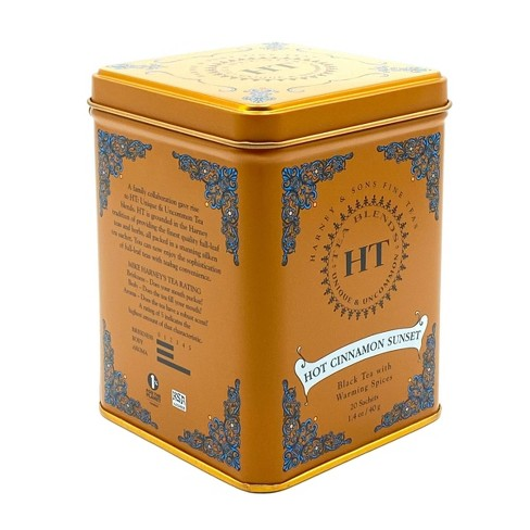 Harney & Sons Hot Cinnamon Sunset Black Tea - 20ct - image 1 of 4