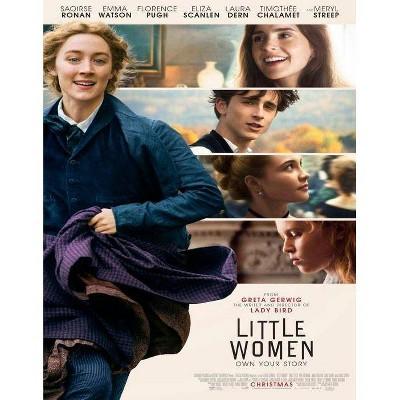Little Women (Blu-ray + DVD + Digital)