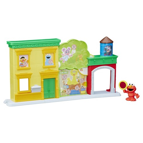 Sesame Street Discover ABC's with Elmo Playset - image 1 of 3