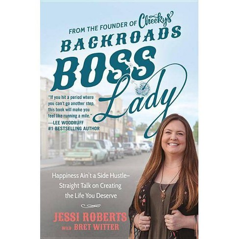 Backroads Boss Lady - by  Jessi Roberts (Hardcover) - image 1 of 1
