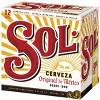 Sol Cerveza Beer - 12pk/11.2 fl oz Bottles - image 4 of 4