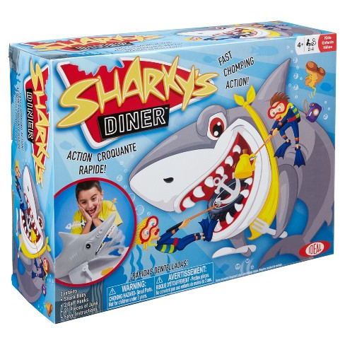 Ideal Sharky's Diner Game - image 1 of 7