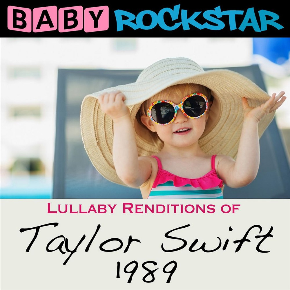 Baby Rockstar - Lullaby Renditions Of Taylor Swift:19 (CD)