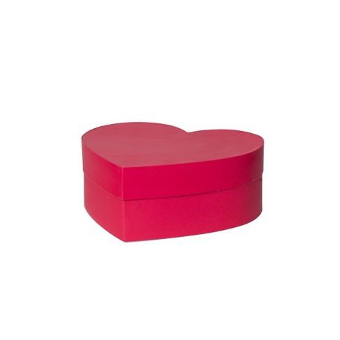 Large Valentine S Gift Box Red Spritz Target