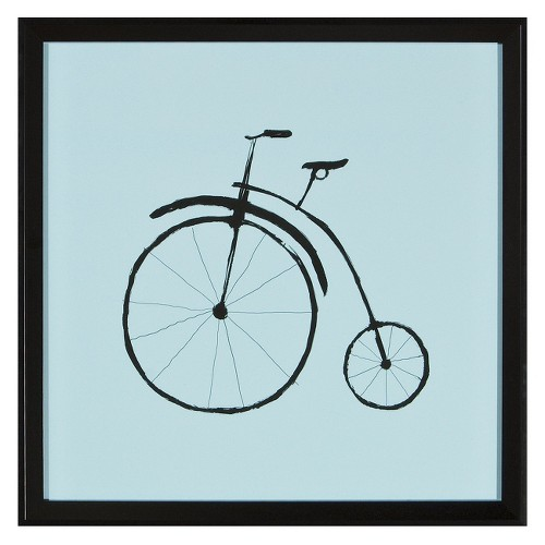 Bicycle Wall Art, framed wall poster prints