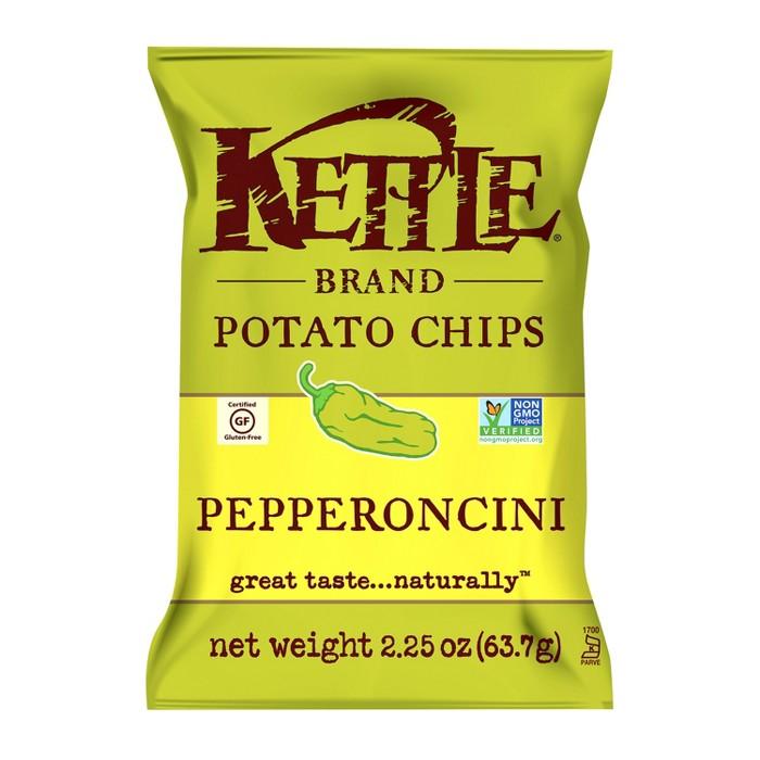 Kettle® Pepperoncini Potato Chips - 2.25oz - image 1 of 1