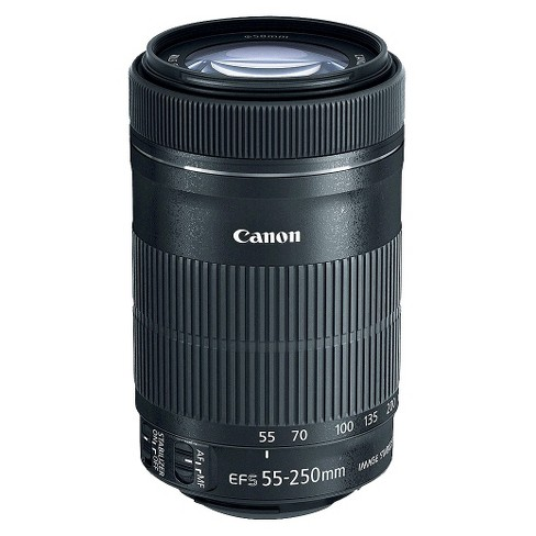 CANON EF-S 55-250mm f/4-5.6 IS STM - image 1 of 2