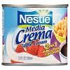 Nestle Media Crema Table Cream - 7.6oz - image 2 of 4