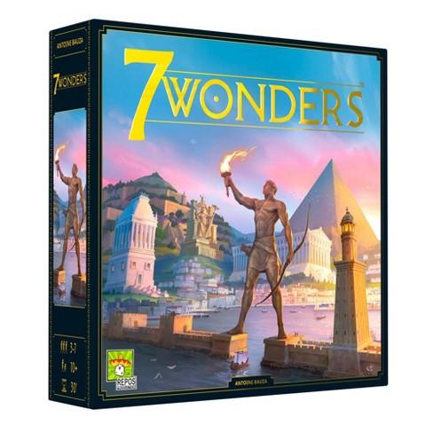 7 Wonders Board Game - image 1 of 4