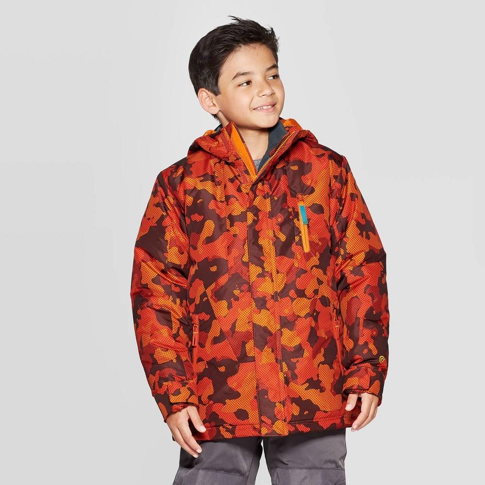 Image of Boys' 3-in-1 System Jacket - C9 Champion Orange XL, Boy's