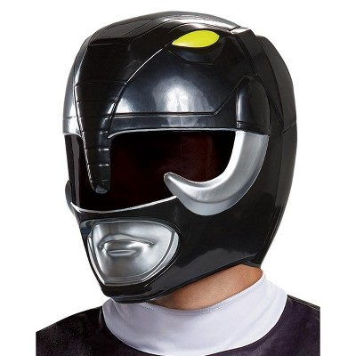 Power Rangers Black Ranger Adult Helmet