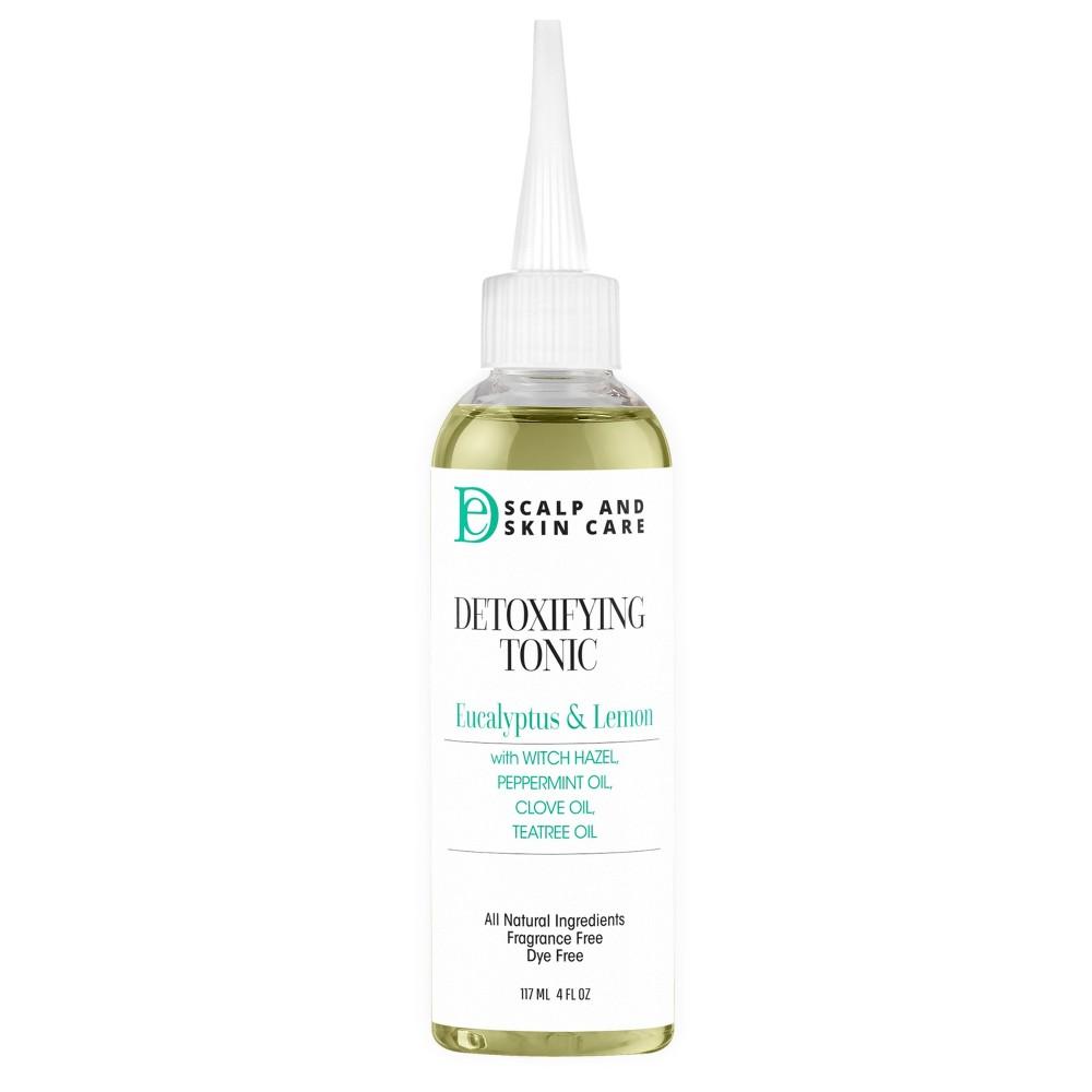 Design Essentials Scalp & Skin Care Detoxifying Tonic - 4...