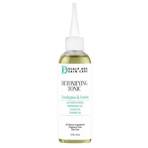 Design Essentials Scalp & Skin Care Detoxifying Tonic - 4 fl oz - image 1 of 1