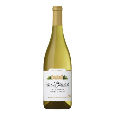 Chateau Ste. Michelle Chardonnay White Wine - 750ml Bottle