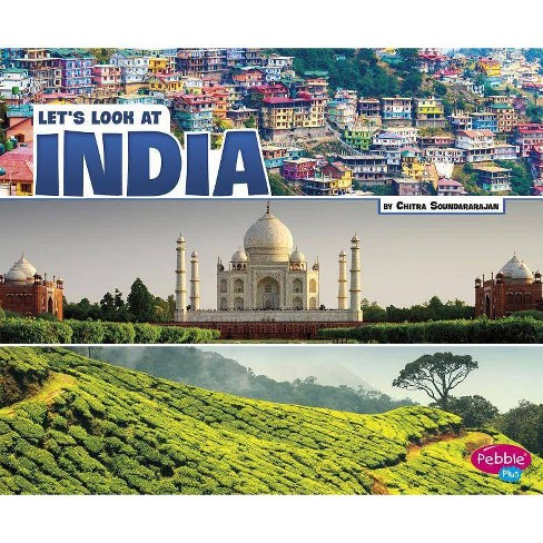 Let's Look at India - (Let's Look at Countries) by  Chitra Soundararajan (Paperback) - image 1 of 1